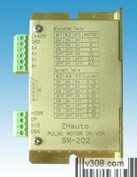 SM202混合式小明看看电机驱动器 1A(驱动20、28、35、39、42BYG系列电机)