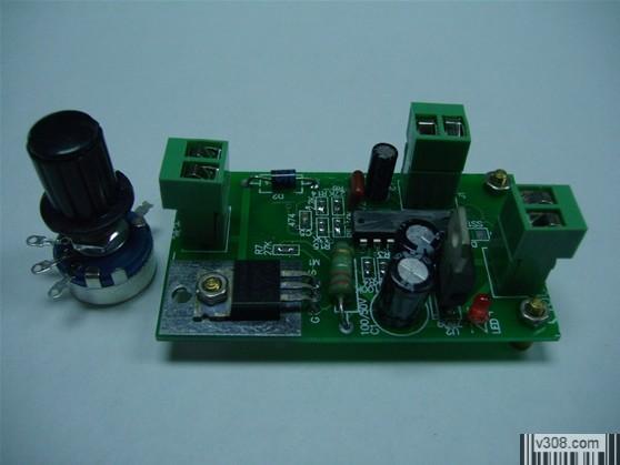 24v直流电机调速器