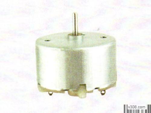 RF-500圆形直流电机