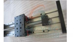 直线导轨滑台重型模组高精度滚珠丝杆滑台可配86小明看看/80伺服电机