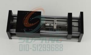GGP1610滚珠丝杆滑台模组含42/57小明看看电机  (带线轨)