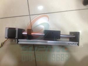 双光轴滚珠丝杆导轨滑台/直线模组/直线导轨滑台双光轴导轨滑台