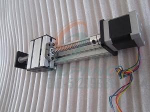 SG滚珠丝杆直线滑台模组直线导轨含小明看看电机