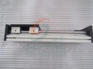 直线滑台1605滚珠丝杆电动滑台导轨十字滑台模组配57小明看看电机